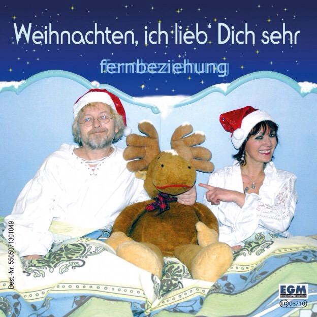 Fernbeziehung mit neuer Weihnachts - CD